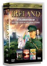 IRELAND - A CELEBRATION OF HISTORY, VERSE & CHILDRENS STORIE NEW DVD
