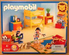 Playmobil 4287 Children's Bedroom, includes Noah's Ark & Animals - NEW