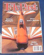 FLYPAST MAGAZINE OCTOBER 1993 - VICTOR - TANKER SUPREME/OSHKOSH HIGHLIGHTS