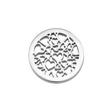 Coin CS133 von CEM für 25 mm Anhängerrahmen Edelstahl
