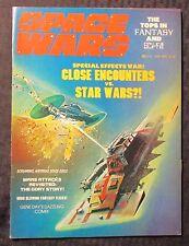 1978 April SPACE WARS Magazine v.2 #2 VF- 7.5 Star Wars vs Close Encounters