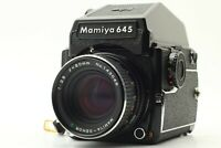 [Near Mint++] Mamiya M645 1000S Film Camera w/ Sekor C 80mm f/2.8 from Japan