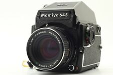 [Near Mint++] Mamiya M645 1000S Film Camera w/ Sekor C 80mm f/2.8 from Japan