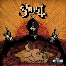 Ghost B.C. - Infestissumam (Deluxe Edition) CD 12 tracks hard & heavy/METAL NUOVO