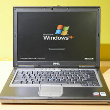 Dell D630 @ 2.0GHz, 4GB RAM, 160GB HDD, RS232 COM PORT, WiFi, Win XP