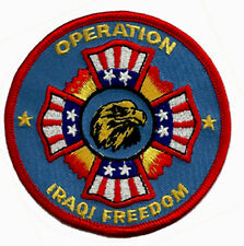 OPERATION IRAQI FREDOM - HISTORIC PATCH