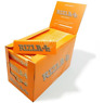 REGULAR ORANGE RIZLA LIQUORICE RIZLA ROLLING PAPER BOOKLETS 20 PACK