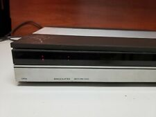 BANG OLUFSEN BEOCORD 5000 CASSETTE DECK PARTS/REPAIR POWERS ON