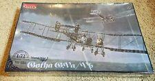 Roden 020 - 1/72 - German bomber Gotha G.V ab Model Plane Kit