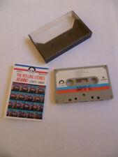 Rare Vintage Rolling Stones Rewind Unofficial ASIA Import Cassette C.S Label VGC