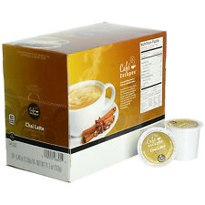Cafe Escapes Chai Latte, 24 count K Cups, FREE SHIPPING ""