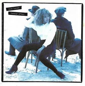 Tina Turner - Foreign Affair (1989 CD Album)