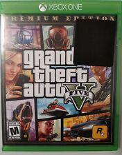 Grand Theft Auto V XBOX ONE *NOT Premium Edition* Pre-Owned