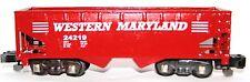 American Flyer Western Maryland Gondola Car Decal Set 24219