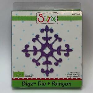 Ellison Educational Equipment Sizzix Snowflake Bigz Die 655545
