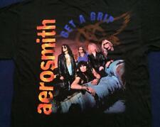 Aerosmith Get A Grip Rock Cotton Black Unisex S-234XL T-shirt S312