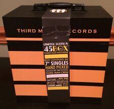 """Limited Edition THIRD MAN RECORDS 45 Box Set 7"""" Singles White Stripes B&N Barnes"""