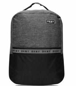 DKNY  Backpack  , RUCKSACK , Handbag, Black, Logo, new