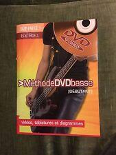 Eric Boell Trop facile ! méthode de guitare basse pour débutant avec dvd