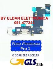 CONNETTORE DI RICARICA Per Apple iPhone 6s Plus Dock Microfono Antenna Bianco