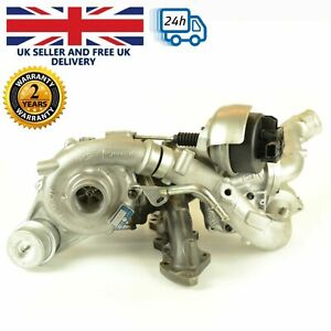 Bi Turbocharger for Ford Mondeo, S-Max, Galxy 2.0 TDCi. 210 HP Turbo 10009700232