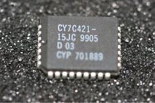 CY7C421-15JC Cypress 512 x 9 Asynchronous FIFO Buffer Memories
