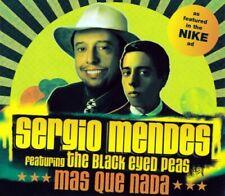 [Music Cd] Sergio Mendes & Black Eyed Peas - Mas Que Nada