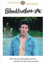 BLOODBROTHERS (1977 Richard Gere) -  Region Free DVD - Sealed