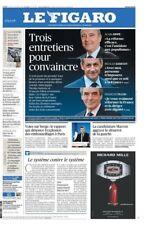 Le Figaro 17.11.2016 N°22479*ELECTIONS*TRUMP galère*Mégafichier*T.PESQUET*MACRON