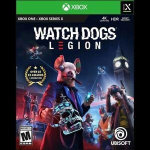 WATCH DOGS LEGION xbox NO CD(Contattami prima di acquistare) (Contact me)