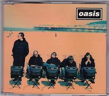 Oasis - Roll With It - CD (CESCD212 4 x Track Creation)