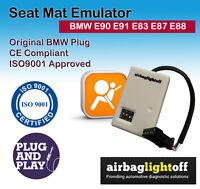 Seat Occupancy Emulator For BMW E90E91E92E81E87X5X3X6Z4 Mat Sensor Airbag Bypass