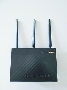 ASUS DSL-AC68U AC1900 Dual-Band Gigabit-WLAN-Gaming-Router DSL
