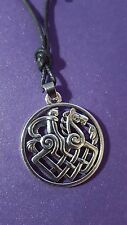 NEW - Sleipnir Odin BETA RAY BILL Medallion Amulet Thor Loki  ASGARD HORSE   Lc4