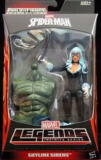 Marvel Legends Spider-Man Infinite Series Black Cat Skyline Sirens Action Figure