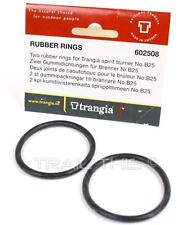 (2) Two Genuine Trangia Spirit Burner Alcohol Stove Replacement Rubber O-Rings