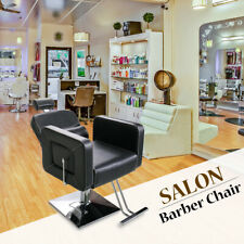 360 Degrees Hydraulic Barber Chair Styling Salon Beauty Equipment Tiltable