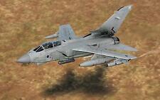 RAF Royal Air Force Tornado GR4 Marham Fighter Aircraft 12x7 Inch Photograph