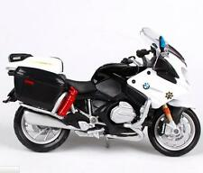 MAISTO 1:18 BMW R1200RT California R1200RT Police MOTORCYCLE BIKE DIECAST MODEL