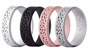 Silicone Wedding Ring for Women -Leading Brand, from The Latest Artist Design