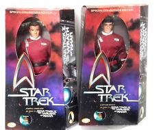 """Star Trek II Wrath of Khan 12"""" Action Figure Set of 2-Kirk & Spock- KB Exclusive"""