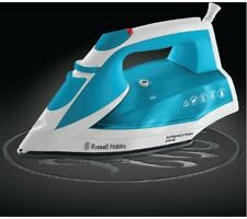 Russell Hobbs  Supreme Steam Pro Iron 2600w in Blue and White