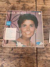 Lena Horne Self-Titled 1958 Vinyl LP Gala GLP 302 Jazz Vocal Plays Nicely EX Con