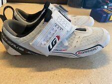 louis garneau tri x-lite cycling shoes size 41