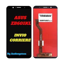 DISPLAY LCD+TOUCH SCREEN PER ASUS ZENFONE MAX PRO ZB601KL (M1) NERO VETRO X00TD