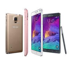 Samsung Galaxy Note 4 SM-N910 32GB - Schwarz Weiss - Android - LTE - Wow