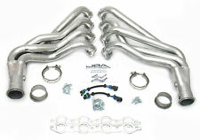 JBA Long Tube SILVER CERAMIC Header Chevy Camaro SS 6.2L 2010-15  1 7/8  6813SJS