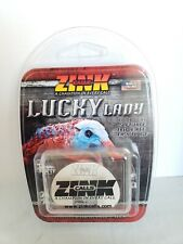 Zink Calls Lucky Lady Combo Cut Diaphragm Mouth Call New