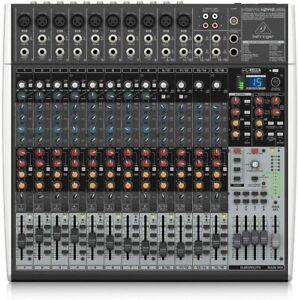Behringer Mischpult XENYX X2422USB 24-Kanal 4/2 Bus Mixer Equipment schwarz