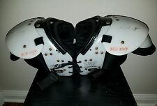 GTS IMPACT CONTROL FOOTBALL SHOULDER PADS 70-95 LBS CHEST 30-32 BAD BOY NICE